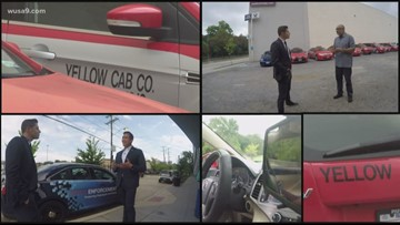 'Incredibly exciting' or a 'give-away'; The debate around the Taxi-To-Rail pilot in DC
