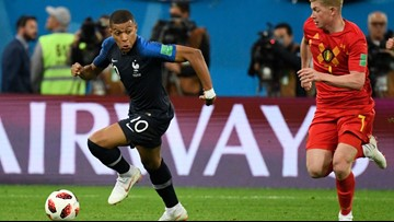 France to take on Croatia in World Cup Final