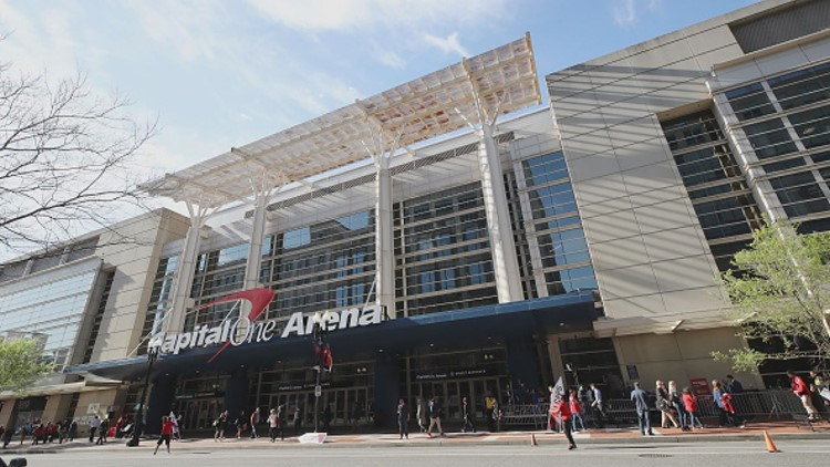 Wizards, Mystics offer home court as a potential polling place