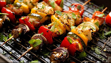 Chef Bailey's summer grilling recipes