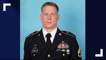 Green Beret Virginian dies in parachuting accident