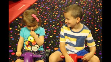 DC area bounce houses helping kids with special needs