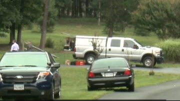 Homeowner shoots man on his Centreville property
