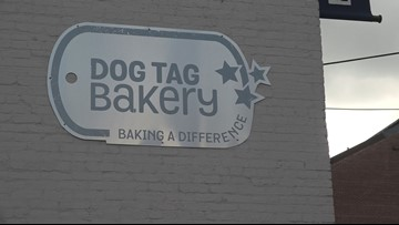 The story behind the Obama-Biden surprise 'bromance' visit at Dog Tag Bakery