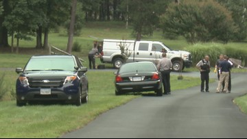 Suspect shot by Centreville homeowner claims he'd fallen off bike, was looking for help