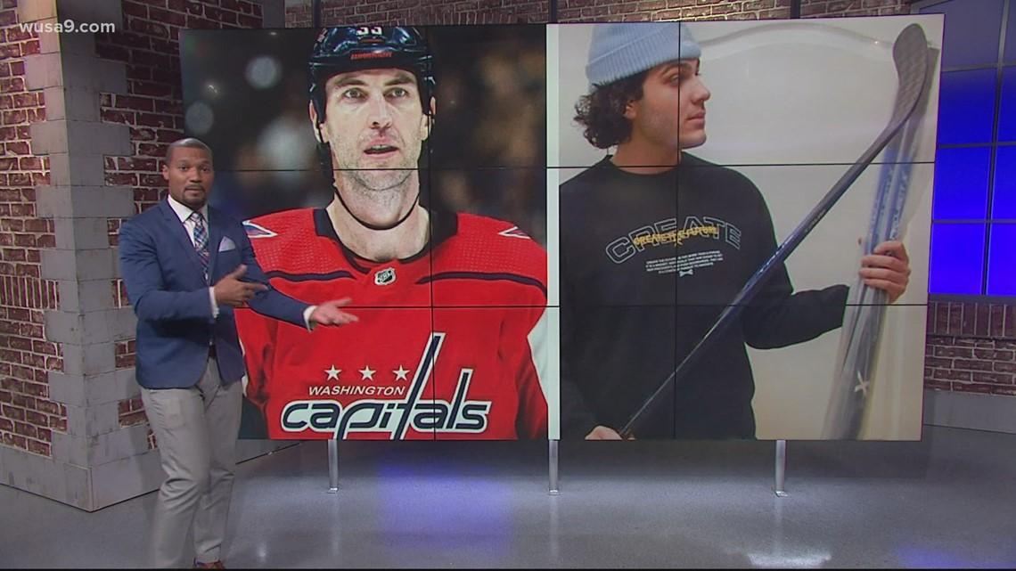 Capitals Zdeno Chara's hockey sticks shipped to random person in New Jersey