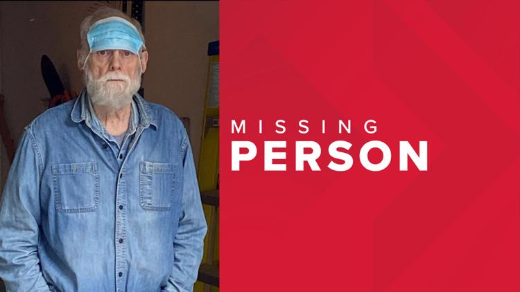 75-year-old man in a hospital gown went missing, police recover his body a year later