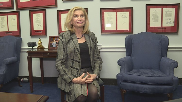 Rep. Carolyn Maloney is the Chair of the House Oversight Committee