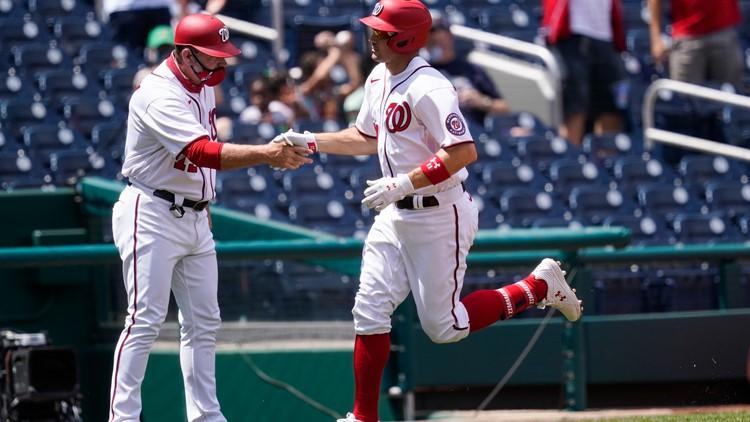 Washington sweeps Marlins ahead of big series against Braves | Locked On Nats