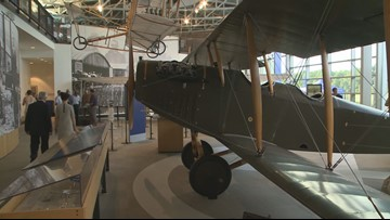 Pioneered in our backyard, airmail celebrated this weekend