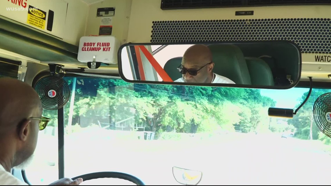 Prince George's County short more than 270 school bus drivers