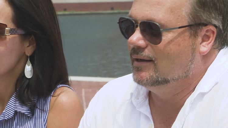 It feels awesome' | Experimental treatment helps man with tremors