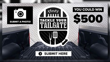 Win $500 for your next tailgate