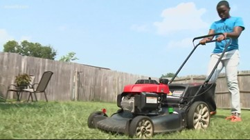 Virginia teen mows 50 lawns for those in need   Get Uplifted