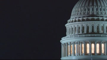 Lawmakers, union call for override of Trump's federal pay
