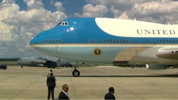 A White House in the air: A look inside the Air Force One replica