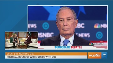 Breaking down the winners & losers of the democratic debate with Quentin Jiles