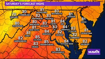 Washington, DC Weather, Radar and Maps | wusa9 com