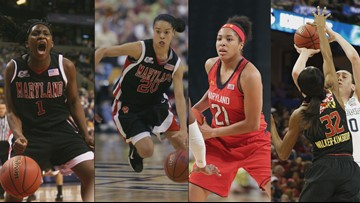 Fear the turtle: Terps take center stage at WNBA finals