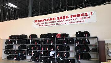 Maryland Task Force 1 heads to South Carolina ahead of Hurricane Florence