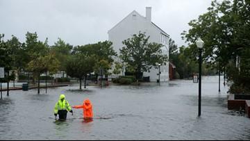 Blood donations encouraged as Hurricane Florence impacts Carolina Coast