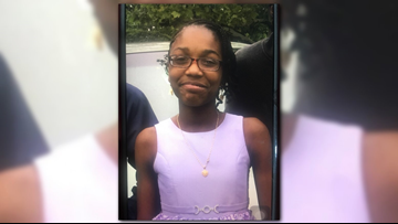 MISSING: 12-year-old girl from Bowie, Maryland
