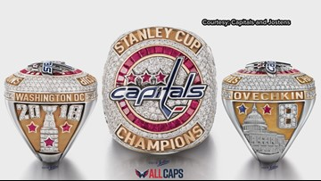 Put a ring on it: Caps get their championship rings