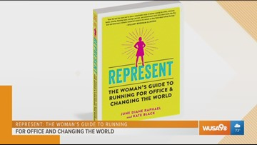 The go to guide book for women who want to run for office