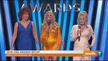 Morning Mix: CMA Awards recap, impeachment inquiry, and more