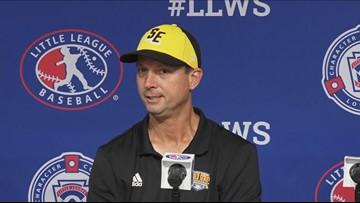 RAW: Loudoun County South loses 10-0 to Louisiana