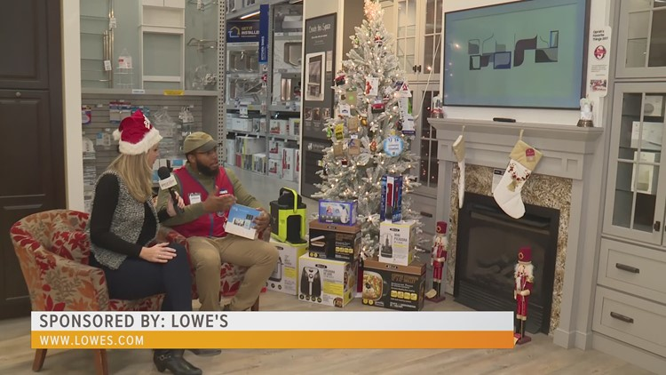 Check out the Smart Home deals as part of the Black Friday savings at Lowe's