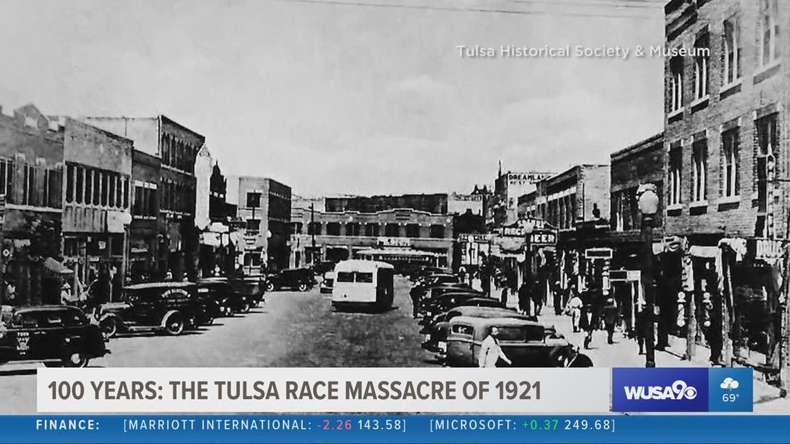 Family reflects on race, riots and resilience 100 years after Tulsa Race Massacre