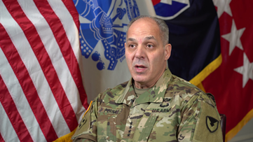 'We're not there yet. I would not dare tell you that' | One-on-one with Army general in charge of military housing