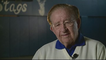 Funeral for Morgan Wootten held at DeMatha Catholic High School