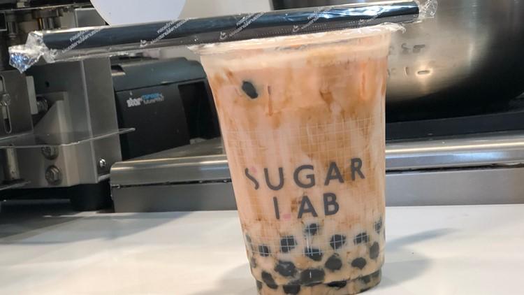Sugar Lab bubble tea