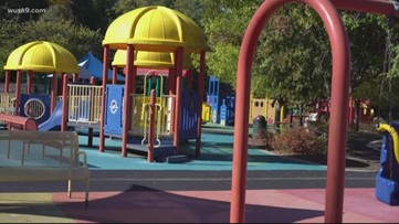 Here are the DC playgrounds contaminated with lead