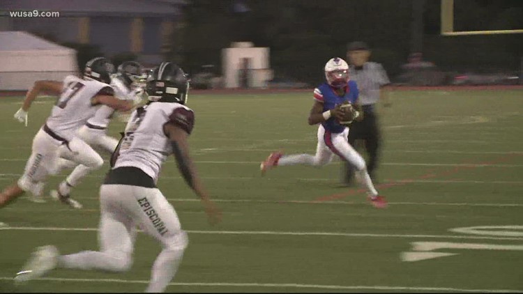 DeMatha Catholic takes on Episcopal High School in WUSA9's Game of the Week