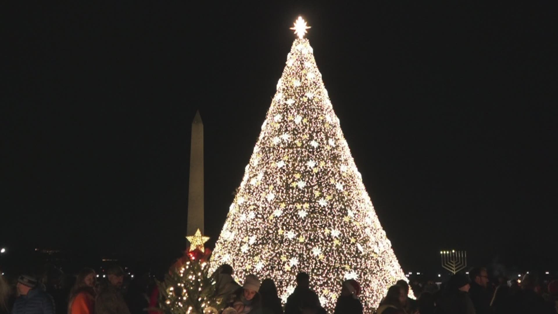 National Christmas Tree Lighting 2020 is virtual due to COVID 19
