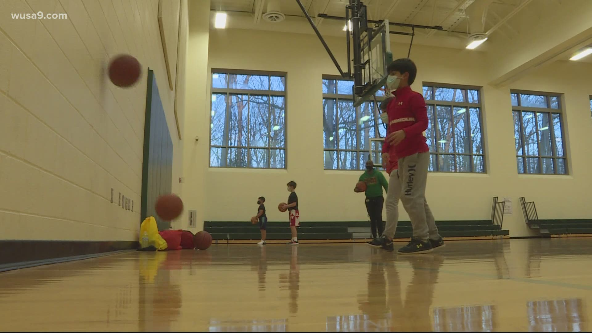 Game On Indoor Rec Sports Programs Return In Montgomery Co Wusa9 Com