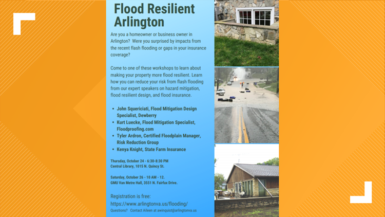 Flood Resilient Arlington
