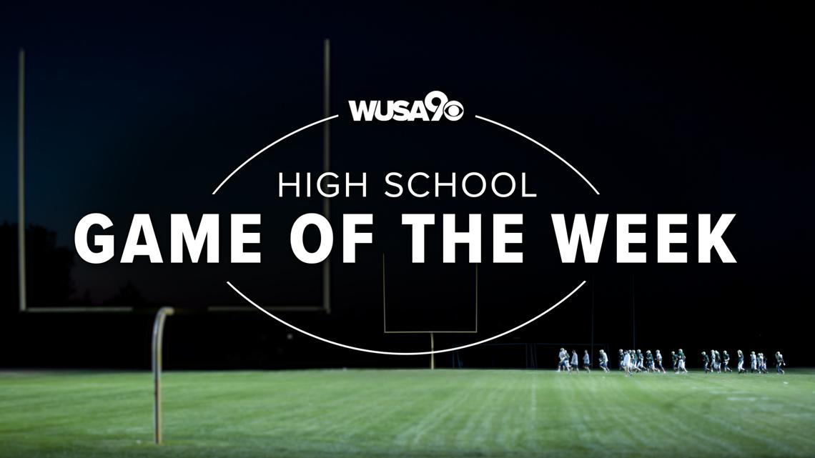 WUSA9 Game of the Week: Yorktown Patriots vs Westfield Bulldogs