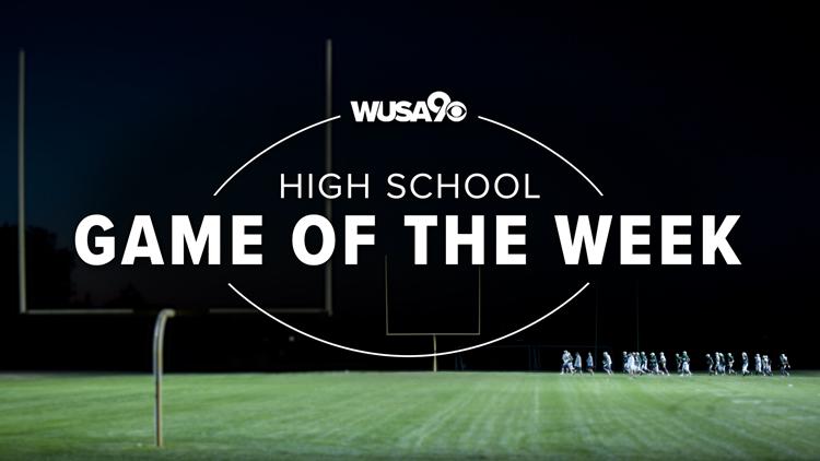 WUSA9 Game of the Week: Lake Braddock High School vs Robinson High School