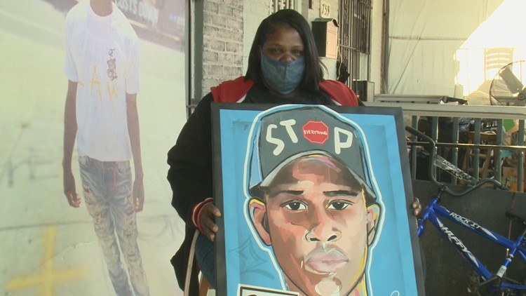 Mother of teen killed by DC police wants more body camera footage of son's death released