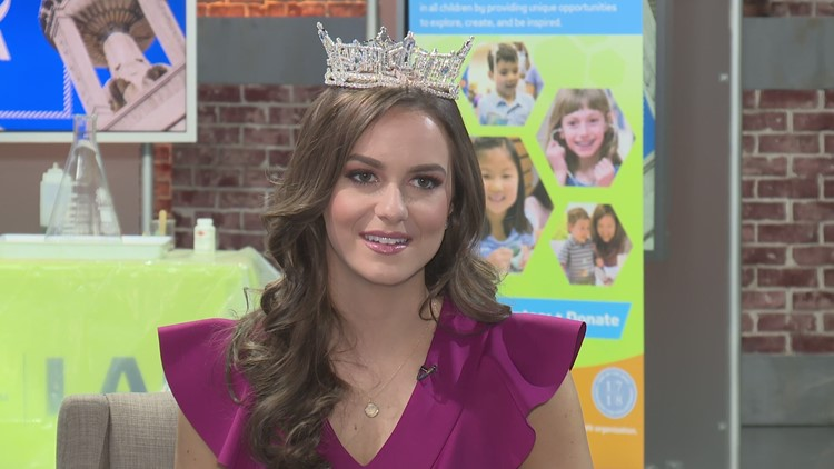 This Miss America is fighting the idea that femininity and STEM don't go together