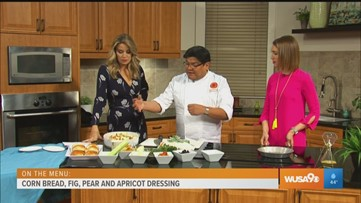 Relax this Thanksgiving with dinner-to-go from Chef Freddie