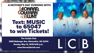 Win tickets to see Leonard, Coleman & Blunt at The Carlyle Club