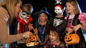 These are the times to trick-or-treat in the DMV