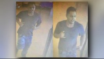 WANTED: Man grabs woman's butt inside of Giant store in Centreville