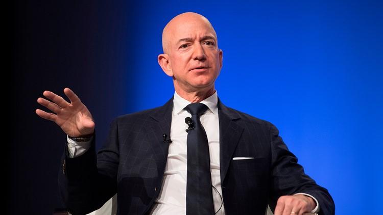 What Amazon founder Jeff Bezos said in blog post on