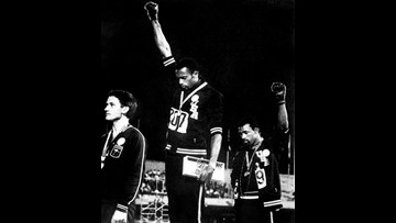 It's been 50 years since Smith and Carlos' protest at Olympics